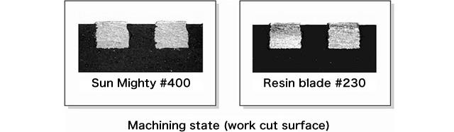 Comparing machining states
