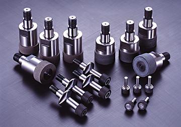 Vitrified Bond CBN Wheels : for internal grinding