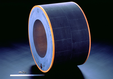 Vitrified Bond CBN Wheels : for centerless grinding