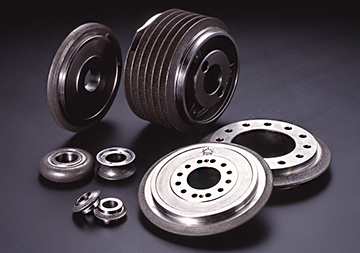 Electroplated CBN Wheels