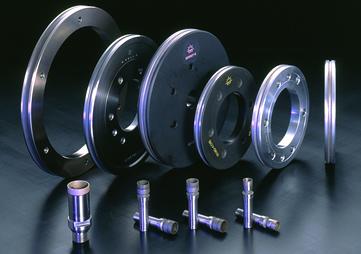 Diamond Wheels : for pencil edging automobile window glass