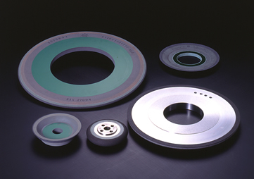 Vitrified Bond CBN Wheels