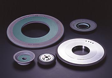 Vitrified Bond CBN Wheels