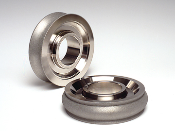 """SUN CREST 2"" Electroplated Wheels"