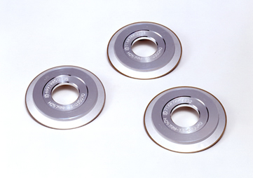 Electroformed Hub-Type Dicing Blades