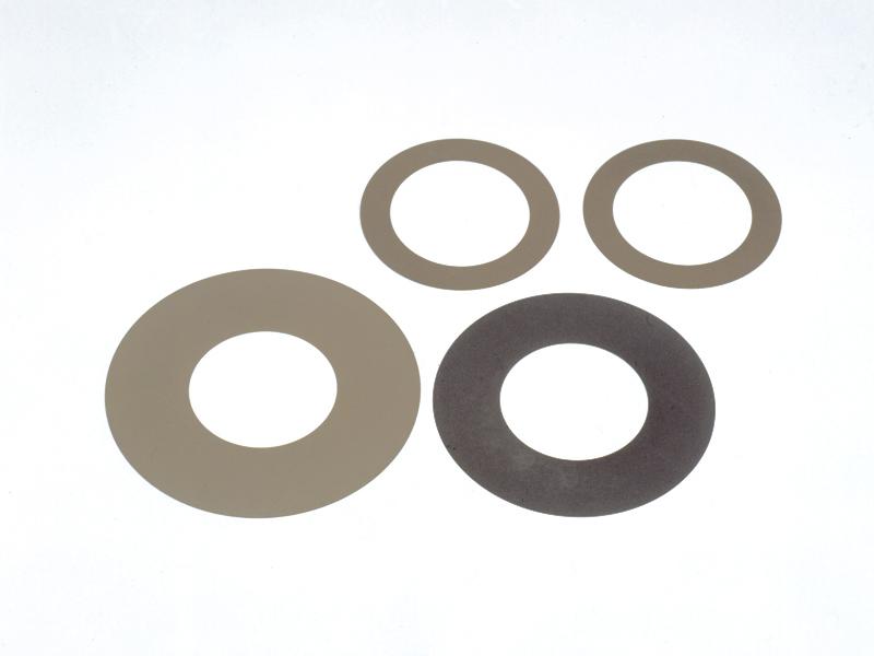 """TCR"" Series Highly Rigid Metal Bond Cutting Wheels"