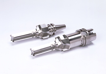 Integrated Tooling Holder Reamers