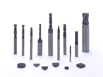 CVD Drills / Endmills / Inserts