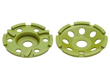 Single Cup Wheel / Segment Face Grinder