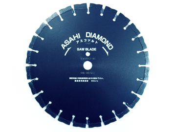 """MV Linear"" Saw Blades for asphalt"