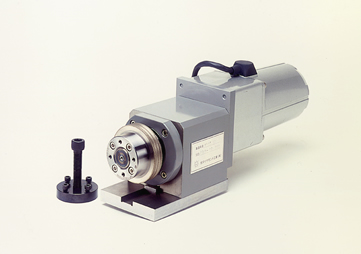 """RDU"" Diamond Roller Drive Unit Model"