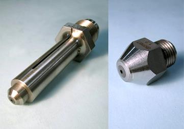 PCD Blast Nozzle