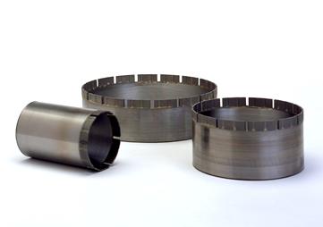 Core Drills : for sapphire