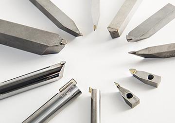 """SUNBRIGHT"" Monocrystalline Diamond Cutting Tools"