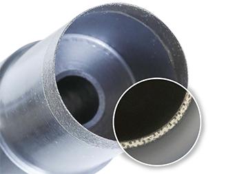 """SOLOTERU"" Metal Grinding Wheel with Uniform Distribution of Abrasive Grains"