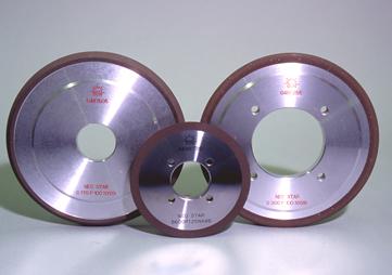 鉄系材料加工用CBNポリックスホイール「ネオスター」